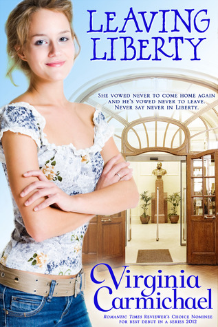 Leaving Liberty Cover