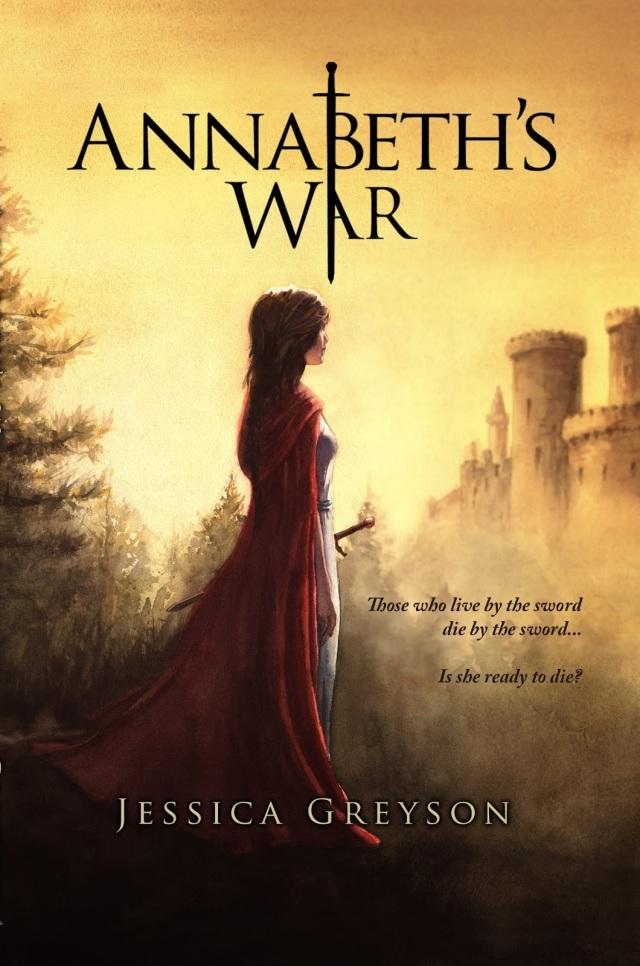Annabeth's War Etsy