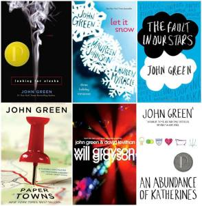 John-Greens-Books