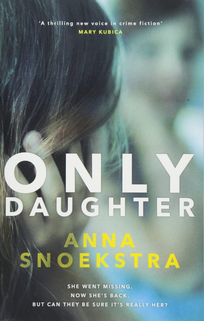 Review: Only Daughter by Anna Snoekstra