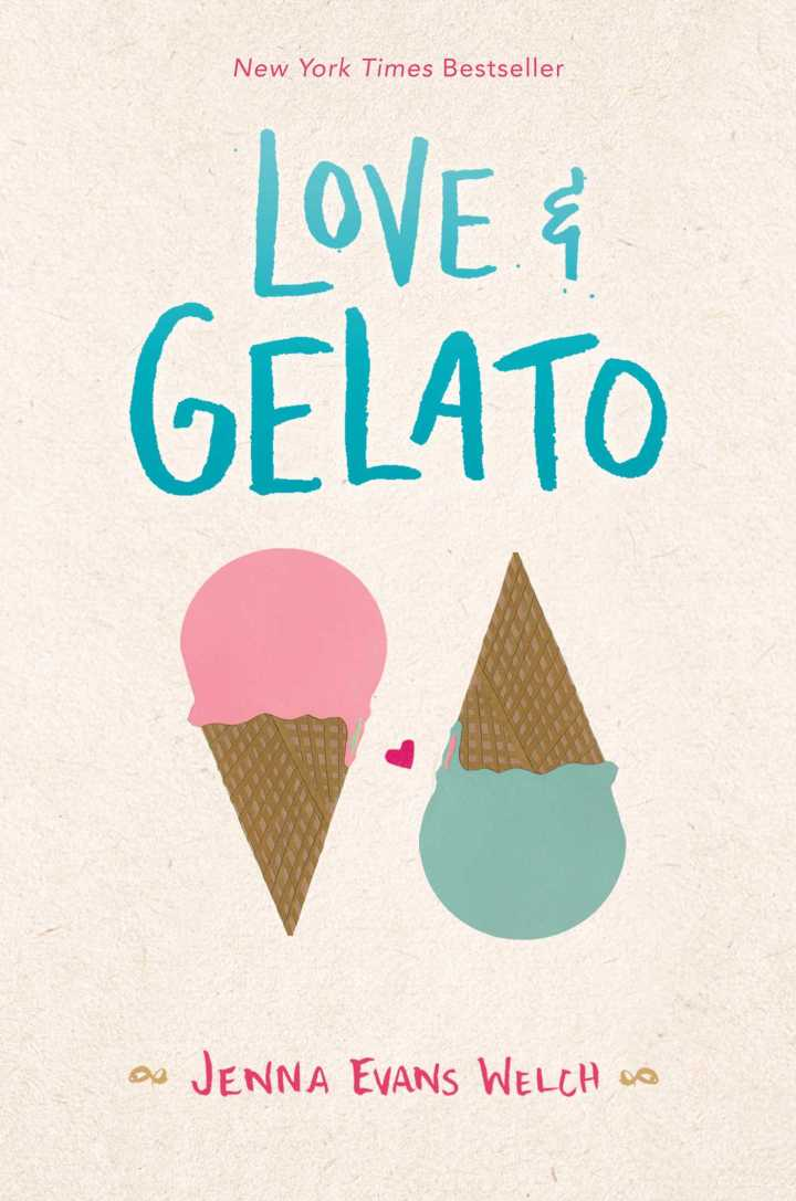 Review: Love and Gelato by Jenna EvansWelch